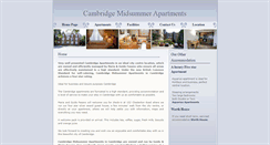 Preview of cambridgemidsummerapartments.co.uk